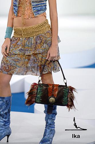 Ika Butoni fashion - Sahara Crossing