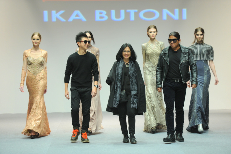Ika Butoni fashion