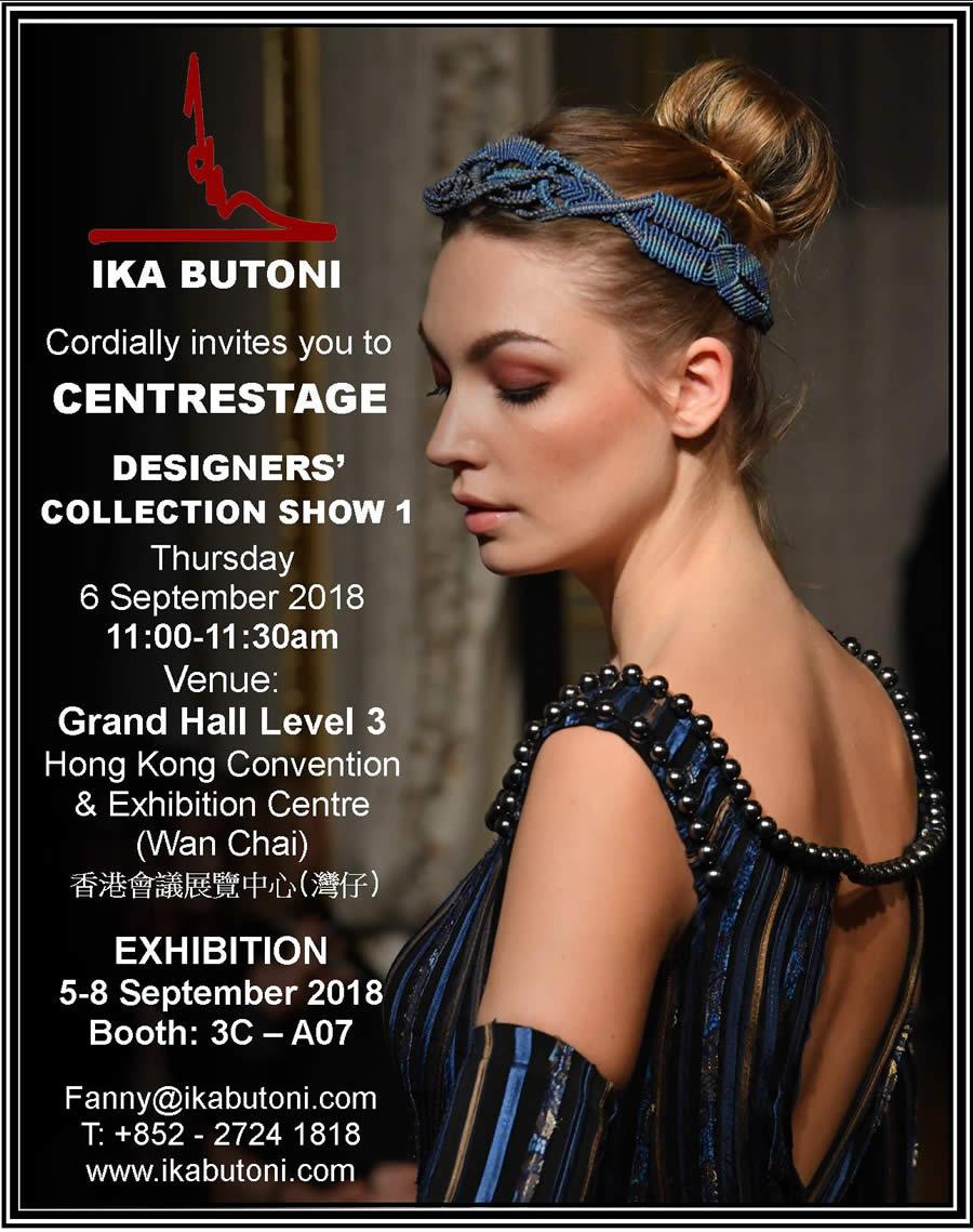 Ika Butoni Fashion - Centrestage 2018